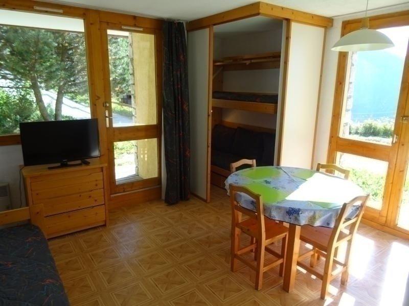 Jolie studio cabine 4 personnes à vallandry, proche des pistes, casa vacanza a Nancroix