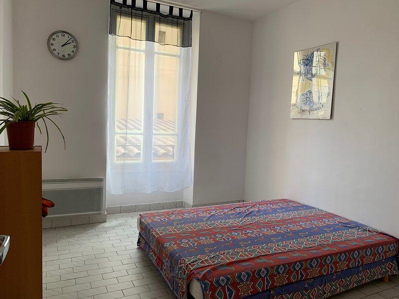 Nice apartment near the beach, alquiler de vacaciones en St-Laurent du Var