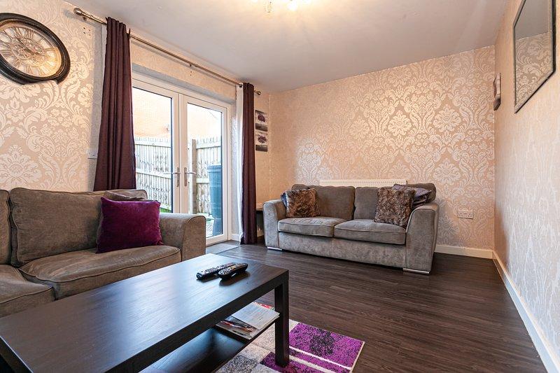 Amersham Park Apartments, vacation rental in Salford