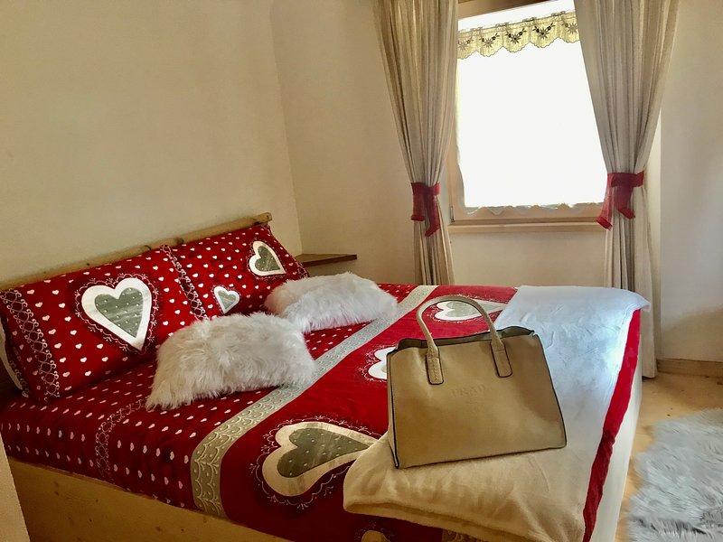 Appartamento Marmotta-Chalet Al Bait Del Legn, location de vacances à Valdisotto