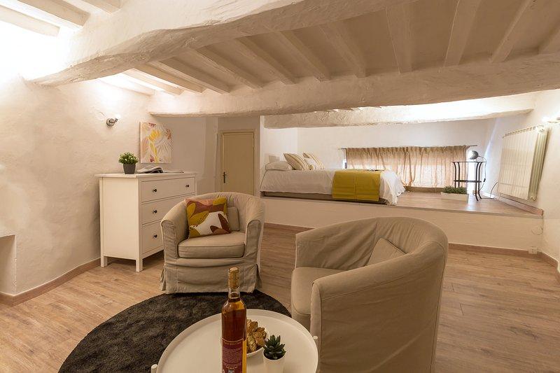 Il Cuore di Chiusi - Abitazione nel centro storico, vacation rental in Chiusi