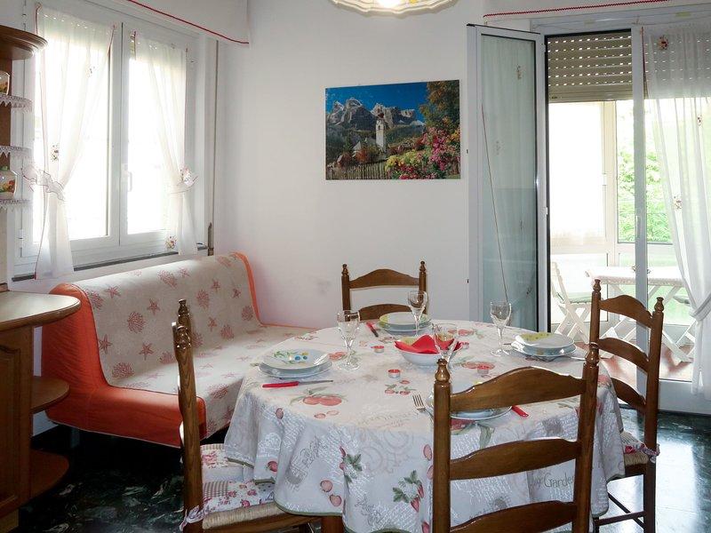 Corallo Rosso (AAO150), holiday rental in Laigueglia