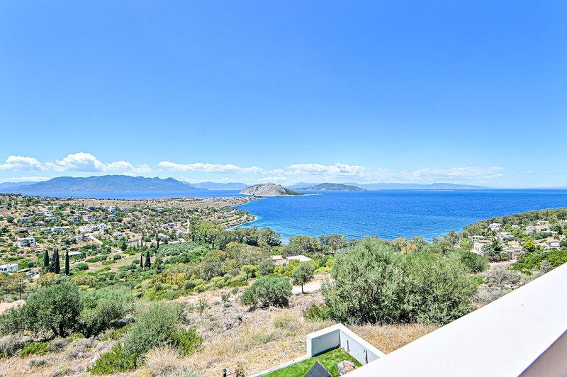 Villa Cybele, holiday rental in Sfentouri
