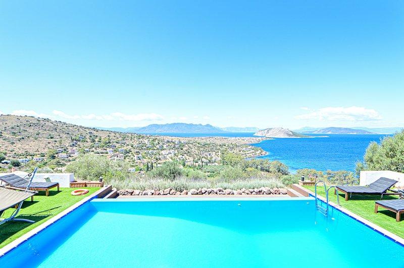 Villa Selene, vacation rental in Agia Marina