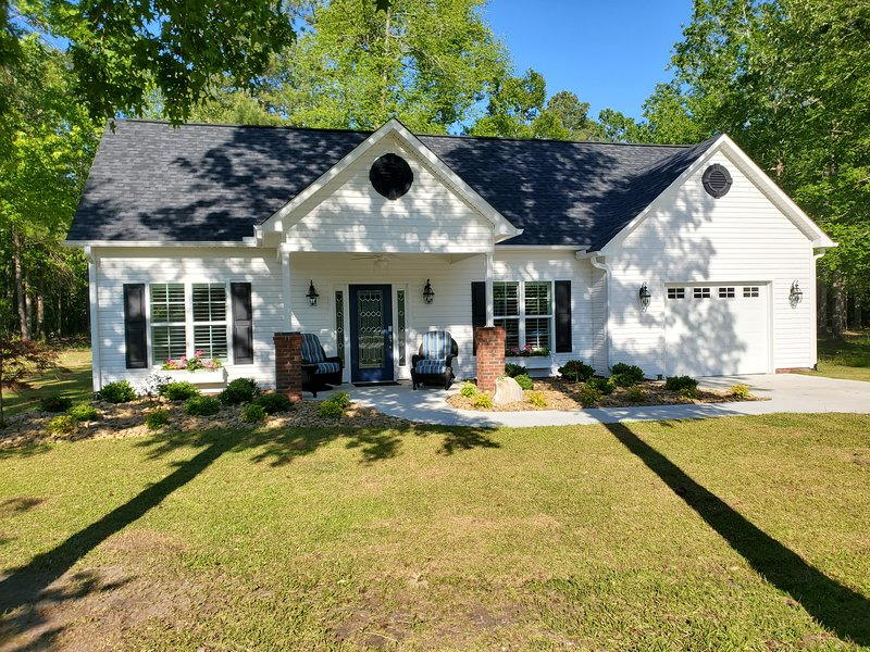 Virginia's Country Cottage, alquiler de vacaciones en Jacksonville