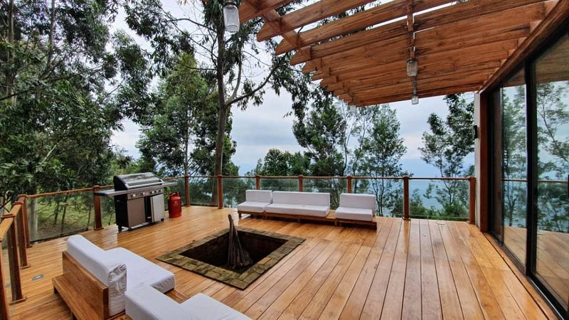 The Cliff, Lushoto, holiday rental in Lushoto