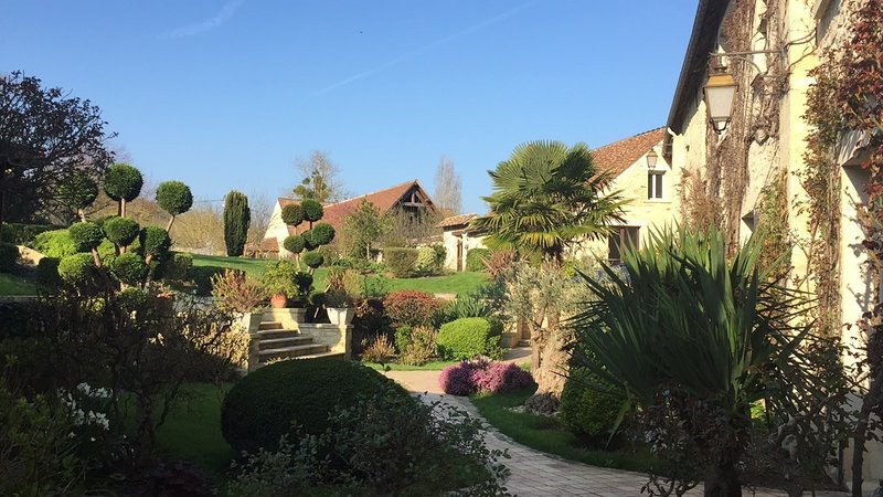 Domaine d'exception à 50min de Paris - Country home located 50min from Paris, vacation rental in Saint-Clair-sur-Epte