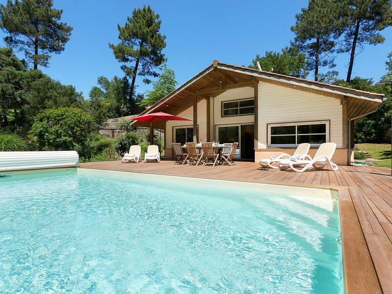 Clairière aux Chevreuils (MLP532), holiday rental in Moliets et Maa
