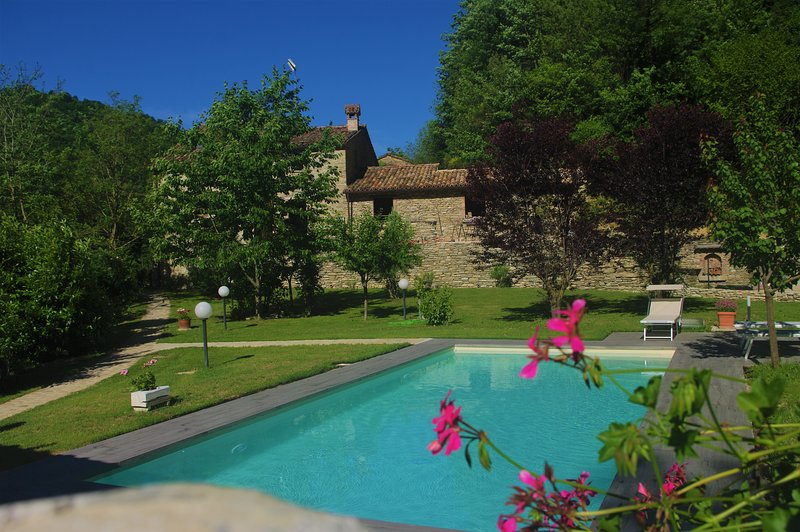 Ca Masso di Sopra, vacation rental in Belforte all'Isauro