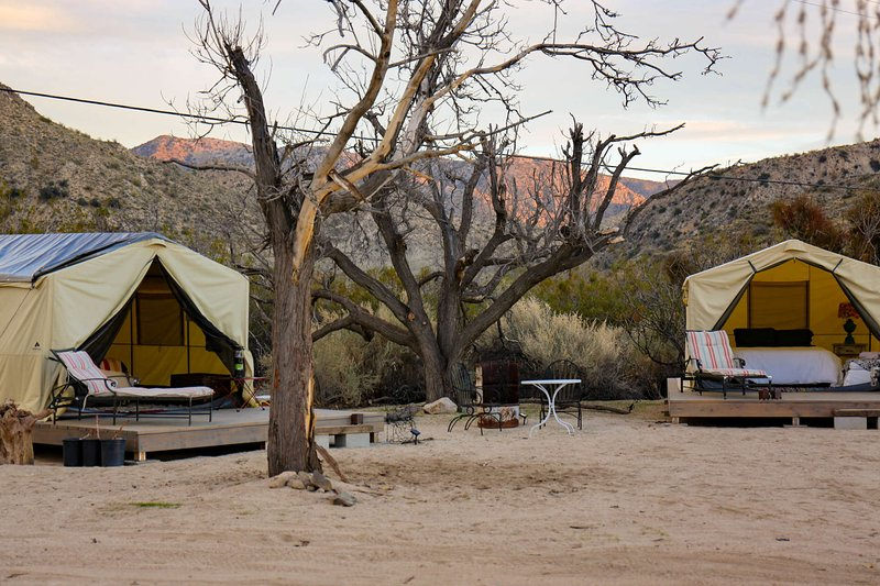 The Desert Rose Collective, alquiler de vacaciones en Morongo Valley