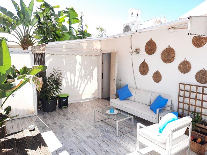 Studio 2-6 Playa del Ingles, vacation rental in Maspalomas