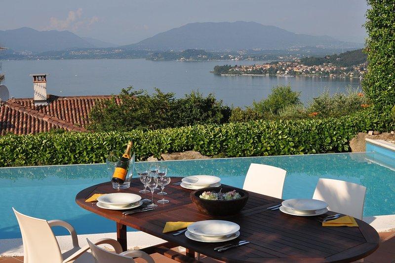 Villa Smeraldo, vacation rental in Invorio