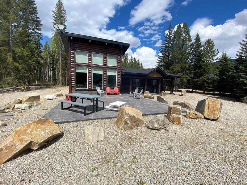 Aspen Cabin, holiday rental in Valemount