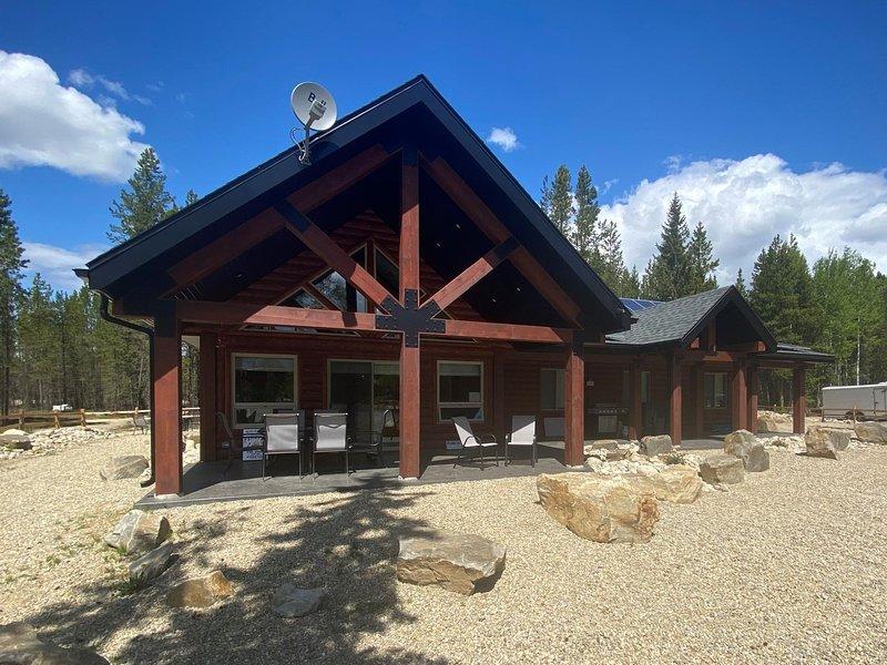 Eagle Nest, holiday rental in Valemount