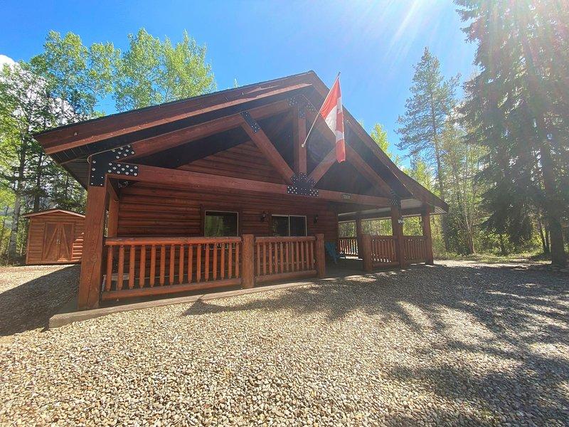 Legacy Vacation Rental, holiday rental in Valemount