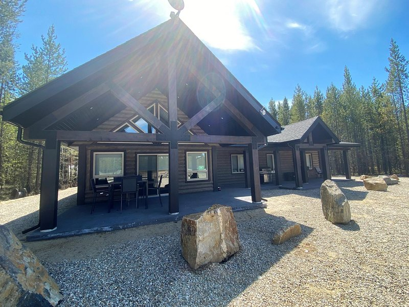 Timber Lodge, location de vacances à Valemount