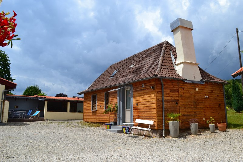 Gite 4 personnes Correze, Dordogne, Cublac, holiday rental in Brignac-la-Plaine