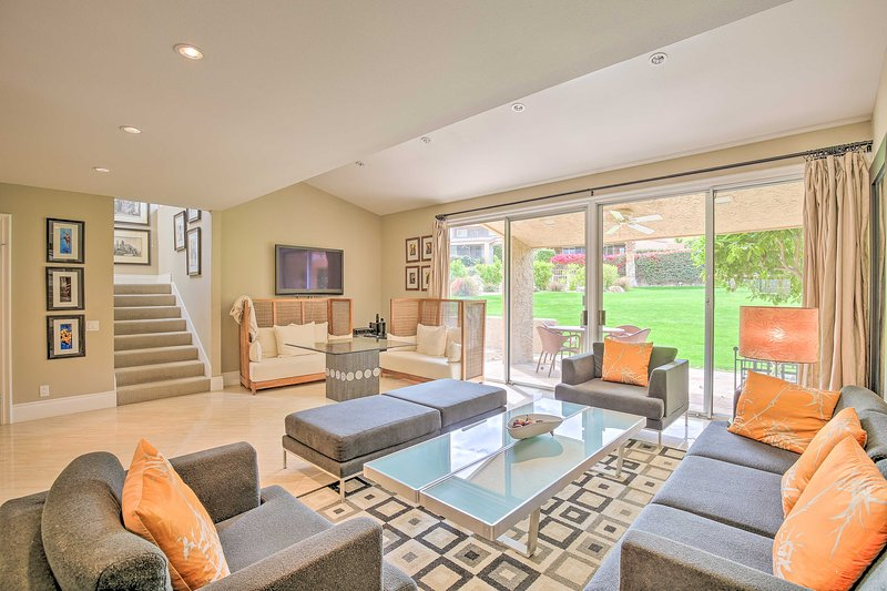 NEW! Ironwood Country Club Villa w/ Pool Access!, location de vacances à Greater Palm Springs
