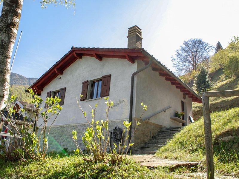 La Bedulina, holiday rental in Gudo