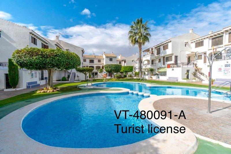 Apartament Laguna Rosa in Playa Flamenca, alquiler vacacional en Playa Flamenca