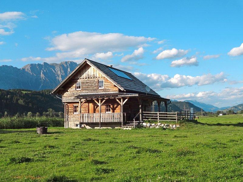 Steiners Blockhütte (STS220), vacation rental in Oeblarn