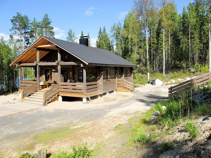 Iltaranta (FIJ077), holiday rental in Korpilahti