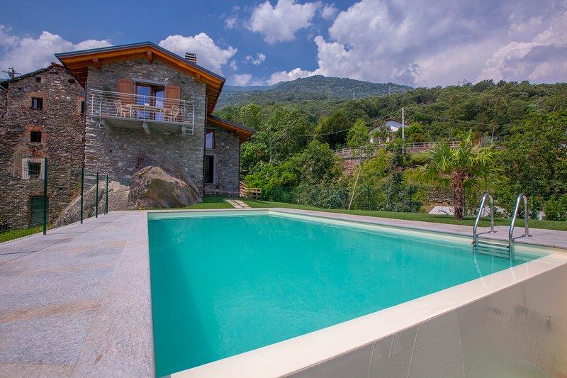 Vignola Apartment Sleeps 8 with Pool and WiFi - 5841470, casa vacanza a Cremia
