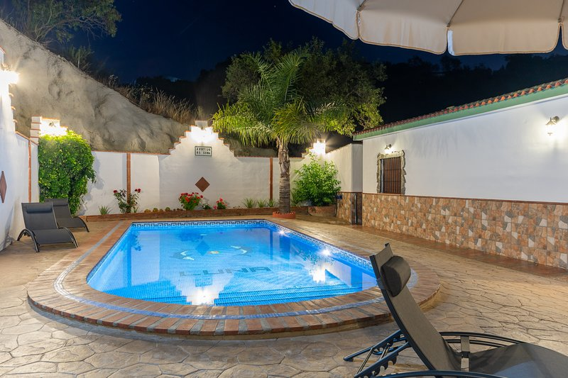 Cubo's Finca Cortijo Luna, location de vacances à Alhaurin el Grande