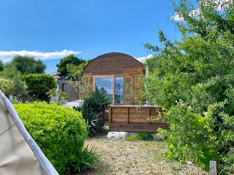 Oase CoCoon, vacation rental in Opoul-Perillos