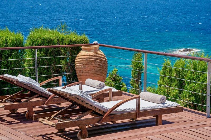 Villa Alto Mare, location de vacances à Céphalonie