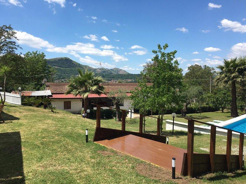 Il Buco Relax, alquiler de vacaciones en Caiazzo