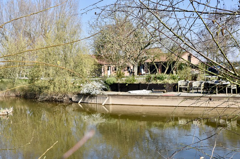 Beautifully converted 18th century 2 bed Barn, holiday rental in Freiston
