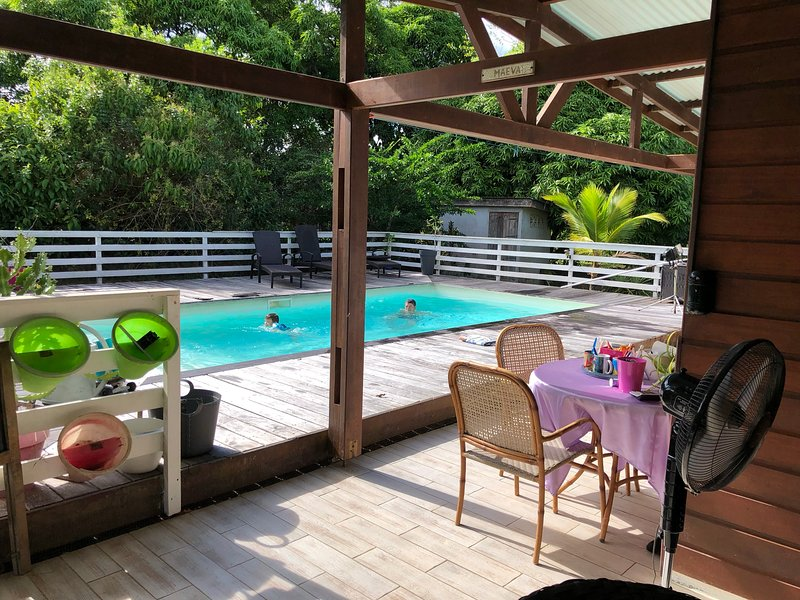 VILLA LA CHAUMIERE, holiday rental in French Guiana