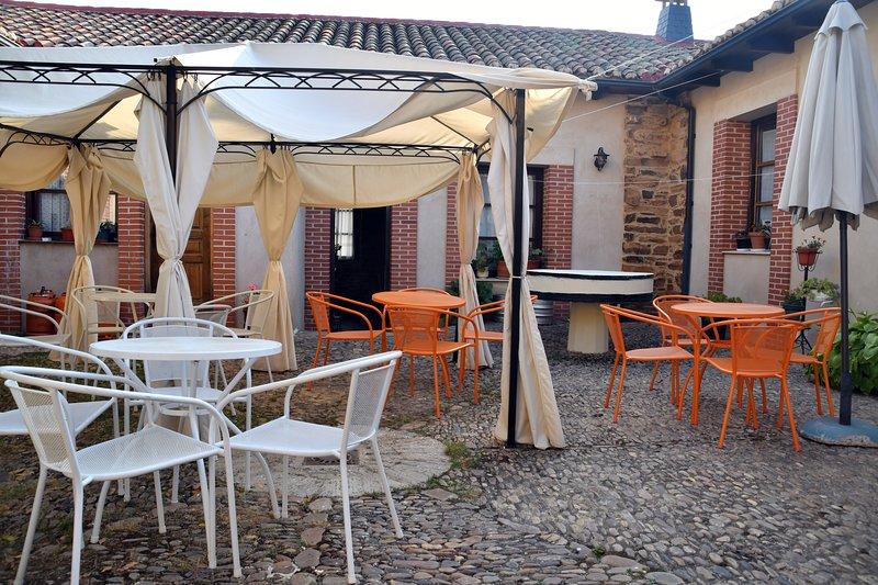 Casa Rural Molino Del Arriero, holiday rental in Santa Colomba de Somoza