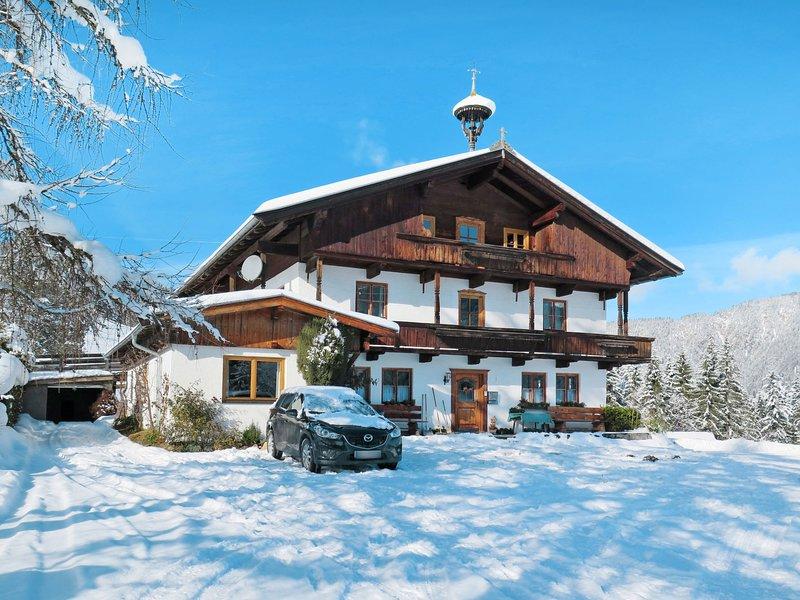 Schwalbenhof (WIL330), vacation rental in Alpbach