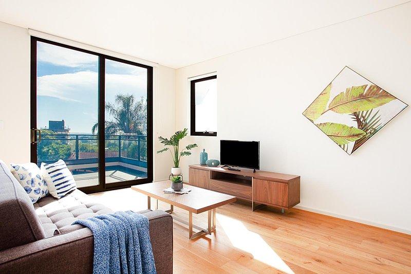 STAY&CO - Amazing 1BR Serviced Apartment in Crows Nest, location de vacances à Lane Cove