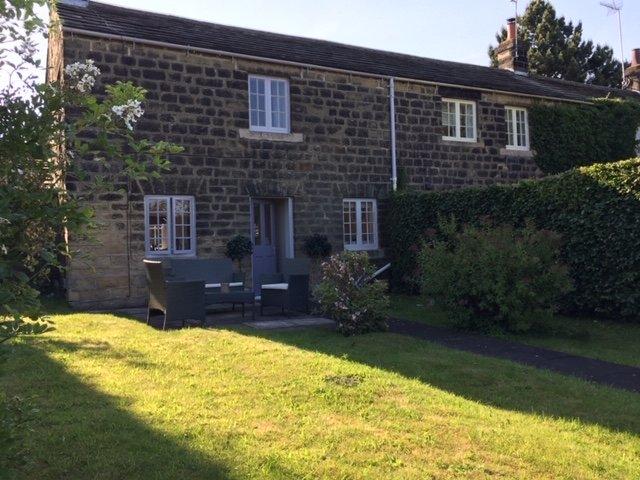 Front garden facing Harrogate Road