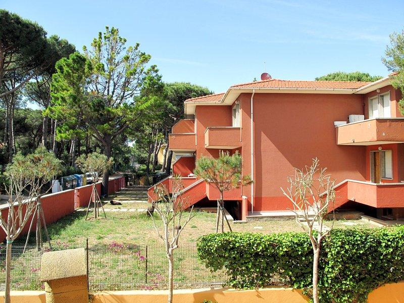 Campeggio del Forte (MBO150), location de vacances à Marina di Bibbona
