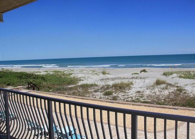 GORGEOUS! Direct Oceanfront 2 BR Condo!, vacation rental in Viera