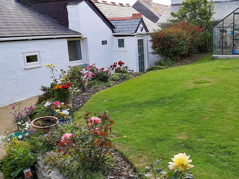 Cove Cottage, Tintagel, holiday rental in Tintagel