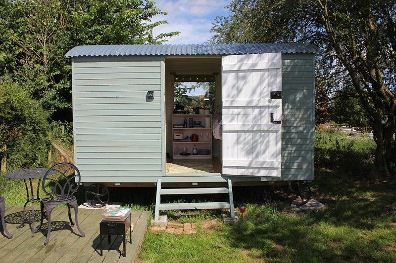 Shepherd's Hut, location de vacances à Wolverhampton