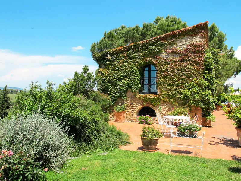 Santa Enerichetta (PNC160), vacation rental in Montecerboli