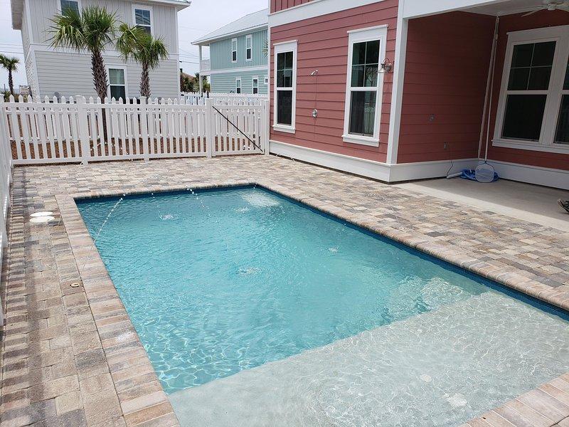 Hook, Wine & Sinker - Private Pool!, holiday rental in Lower Grand Lagoon