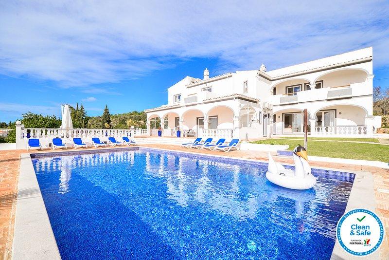 Villa Vale Mouro OCV - Luxury Holiday, holiday rental in Pechao