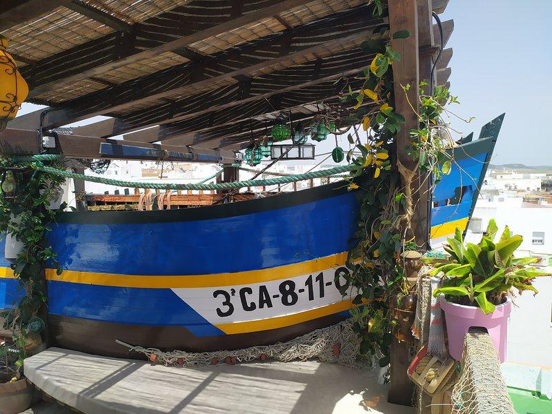 A 600m de la  playa y al lado del casco antiguo de conil, holiday rental in Conil de la Frontera