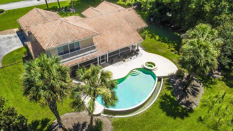 SWISS 41 - Golf Course, casa vacanza a Webster