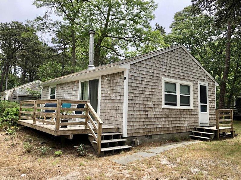 Cottage B Entrance