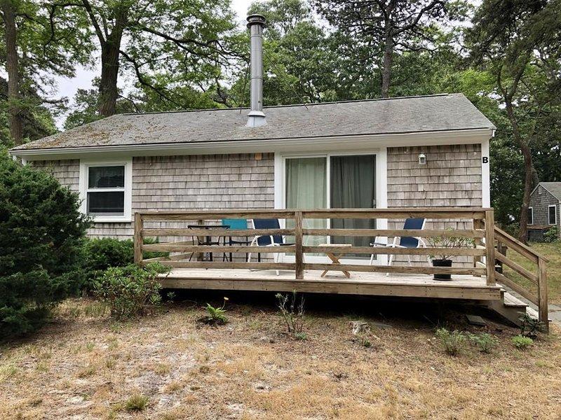60 B Long Ave 127467, casa vacanza a Wellfleet