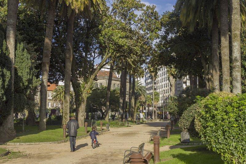 Estudio en el centro de Pontevedra, vacation rental in Pontevedra