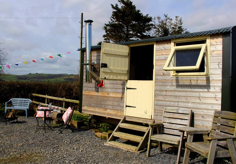 The Shearers Retreat, casa vacanza a Llangadog
